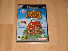 Pal version Nintendo GameCube animal Crossing