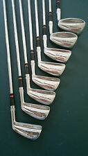 Wilson Staff Dynapower Irons  3 4 5 6 8 $49 Each Great condition