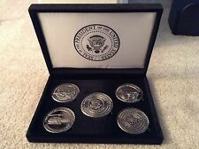 White House Commemorative Military Coin set