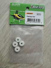GARTT Canopy Support For Trex T-rex 500 Helicopter GT500-051