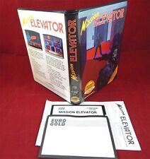 C64:  Mission Elevator - Eurogold 1986