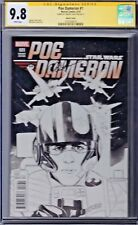 STAR WARS POE DAMERON # 1 CGC 9.8 Sketch Noto Variant Cover Marvel SS