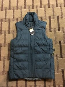 NEW Nike Golf Womens Repel Green Vest 930359 372 $90 Size S