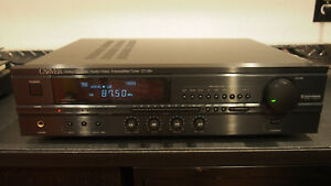 CARVER CT-28V PREAMP TUNER WITH REMOTE VINTAGE AUDIOPHILE WORKS PERFECT!