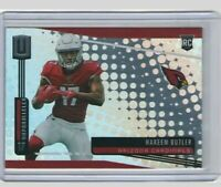 HAKEEM BUTLER 2019 Panini Unparalleled RC Rookie #231 CARDINALS Iowa State