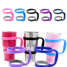 Double Ring Handle for 30oz Stainless Steel Insulated Tumbler Mug Coffee Cup