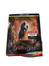 Beauty and the Beast, 4K Ultra HD, Blu-ray, & Digital, Brand New Sealed!!!