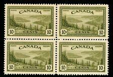 ES-13524 CANADA UNIITRADE 269 GREAT BEAR LAKE BLOCK MNH $18 (NOTE STOCK PHOTO)