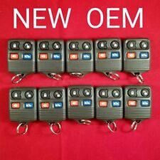 Lot of 50 NEW OEM Ford Lincoln Mercury Keyless Entry Remote 4B CWTWB1U343(Gray)