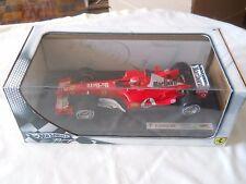 HotWheels Ferrari F2003-GA Michael Schumacher  Marlboro 1:18 Diecast