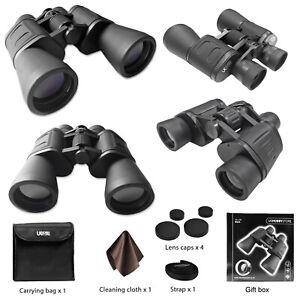 8x40 10x50 or 12x50 Quality Military Army All Purpose Powerful Binoculars - UK