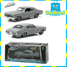 Fast & Furious DOMS 1970 CHEVROLET CHEVELLE SS 1:43 Scale Diecast Car MOVIE CARS