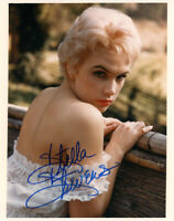 STELLA STEVENS SIGNED AUTOGRAPHED 8x10 PHOTO PIN UP SEXY ACTRESS BECKETT BAS