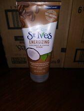 ST. IVES ENERGIZING COCONUT & COFFEE SCRUB 6 OZ NEW