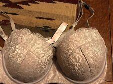 NWT Victoria Secrets Women's Juniors padded Rose bra size 32C brand new gift $58