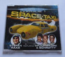Stefan Raab Feat. Spucky, Kork & Schrotty - Space-Taxi Maxi CD -