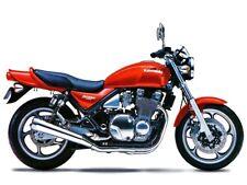 Kawasaki ZEPHYR ZR1100 (ZRX1100 A-B)  Service , Owner's and Parts Manual CD