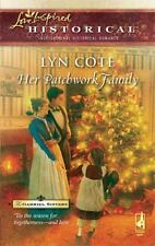 Her Patchwork Family (The Gabriel Sisters Series #2) (Steeple Hill Love Inspired