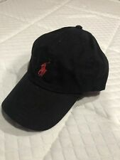 3179bd3c332 NWT New Polo Ralph Lauren Adjustable Strap Pony Logo Baseball Cap Hat 1 Size
