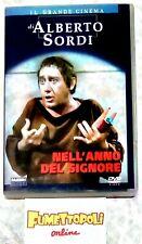 NELL'ANNO DEL SIGNORE DVD FABBRI L.MAGNI A.SORDI Fuori Catalogo COME NUOVO