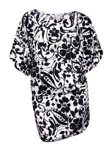 Anne Cole Women's Antigua Kangaroo Pouch Dress Swim Cover-Up