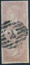 España - Correo- Año: 1865 - numero 00073 - US Isabel II Bonita pareja