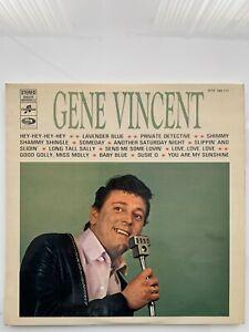 Gene Vincent, Gene Vincent. Made In France.