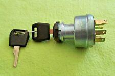 Ar58126 Fits John Deere Ignition Key Starter Switch 2255 2950 2350 3255 2955