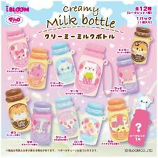 Ibloom Squishy MINI Milk Bottle Bottles FULL SET BOX 12 PCS Squishies NEW