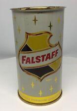 12 Oz Falstaff Beer Flat Top Can from Omaha, Nebraska Usbc # 62-14 Ne