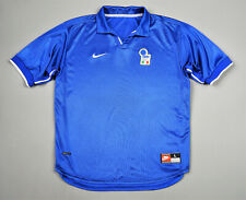 Italy Nike Jersey Home Vintage Shirt 1997-99 Size L