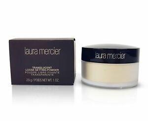 Laura Mercier Translucent Loose Setting Finish Powder Make Up Face Makeup 2nd
