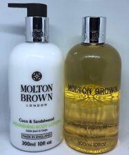 Molton Brown Vitalizing Vitamin A B C Shower Gel & Coco Sandalwood Body Lotion 3