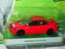 Greenlight JAPANESE EDITION HONDA CIVIC SI IMPORT CAR -Red, NICE