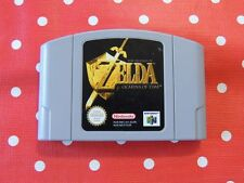 the Legend of Zelda Ocarina of Time Nintendo 64 N64 nur Modul