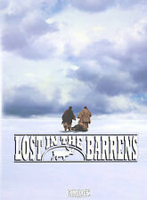LOST IN THE BARRENS rare Family dvd Survival Canadian Wilderness GRAHAM GREENE
