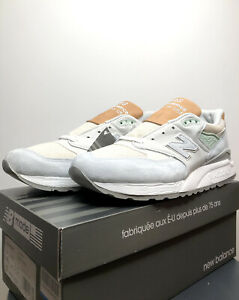 New Balance 998 Made In US (M998ENE) - Size 9.5, 11