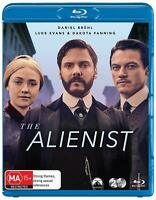 THE ALIENIST Season 1 (Region Free) Blu-ray The Complete First Series One
