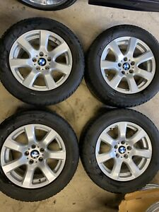 4 BMW Winter Styling 233 7 5 SERIES F01 F02 Gt F07 245/55 R17  6777654