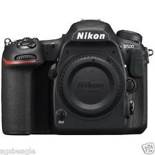 "Cod Paypal Nikon D500 Body 20.9mp 3.2"" DSLR Digital Camera Brand New Agsbeagle"