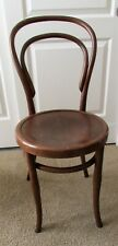 Vintage Bentwood Cafe/Bistro Chair Wooden Chair