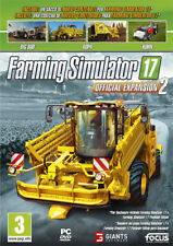 Farming Simulator 17 Official Expansion 2 PC FOCUS