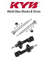 VW Jetta 85-98 Rear Shock Absorbers and Front Struts Suspension Kit KYB Excel-G