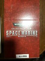 Max Factory Warhammer 40,000 Space Marine Heroes Series 2 PS plastic model BOX