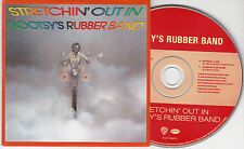 CD CARTONNE CARDSLEEVE 7T BOOTSY'S RUBBER BAND STRETCHIN' OUT IN  2010