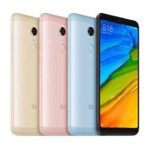 "Android Xiaomi Redmi 5 Plus 5.99"" Dual SIM 32GB/64GB 4G LTE 12MP Mobile phone"