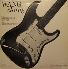 "Wang Chung Don't Let Go, Wait, Dance Hall Day Us Dj 12"""