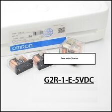 5 PCS G2R-1-E 5VDC New Genuine 8 Pins Relay DC5V 16A PCB Mount
