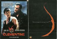DVD - CLEMENTINE avec STEVEN SEAGAL, JUN LEE