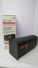 Solar Group Deluxe Plastic Rural Mailbox #Pl10B
